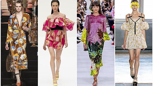 30 рокли с флорален принт, които ще ви превърнат в принцеса
