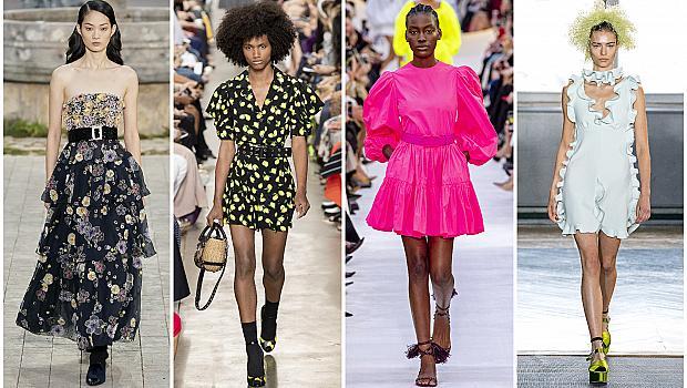 Цветните рокли, които няма да позволят на лятото да си тръгне