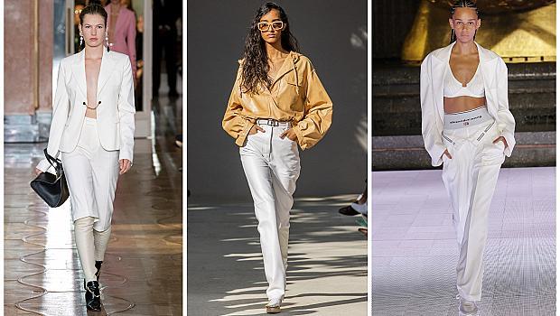 10 стайлинг решения с елегантен бял панталон: Хит за лято 2020