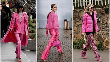 33 розови стайлинга за ефектно Барби излъчване