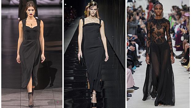 30 стайлинг идеи с черна рокля за елегантна вечерна визия