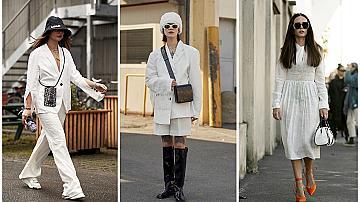 50 снежнобели визии от Копенхаген, Лондон и Милано