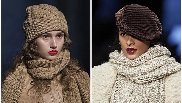 Аксесоарите, които ще ни стоплят: Как да съчетаем шапката с шала и ръкавиците?