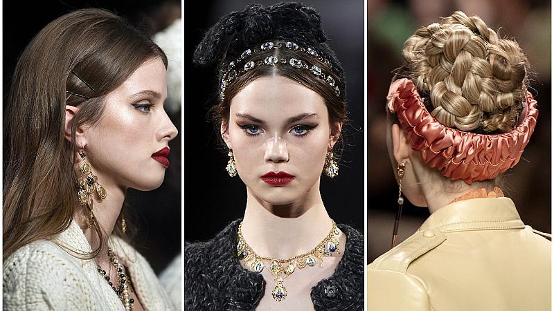Аксесоарите за коса, които ще ни помогнат да оформим прическата си