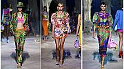 Versace ни изненада с морски мотиви в колекцията си пролет-лято 2021 (видео)