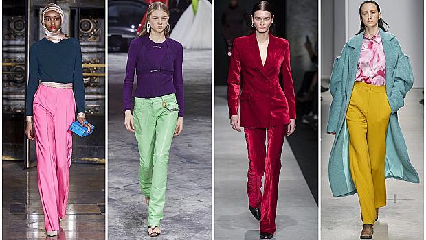 25 ярки панталона, с които ще направите ежедневието си по-цветно