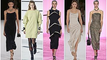 27 ефектни рокли, с които може да посрещнете новата година