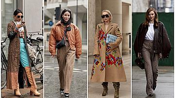 43 зимни street style решения, които ще ви вдъхновят да експериментирате