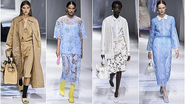 Fendi пролет-лято 2021 за ценностите отвъд модата (видео)