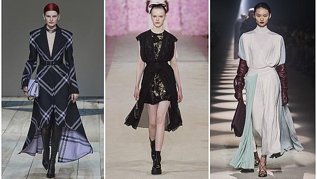 Асиметричните рокли, които ни превръщат в принцеси