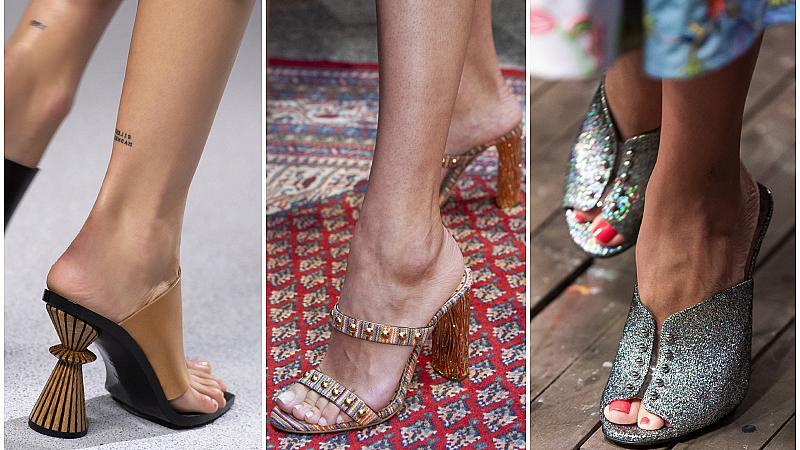 Елегантните чехли, с които ще заменим домашните пантофи