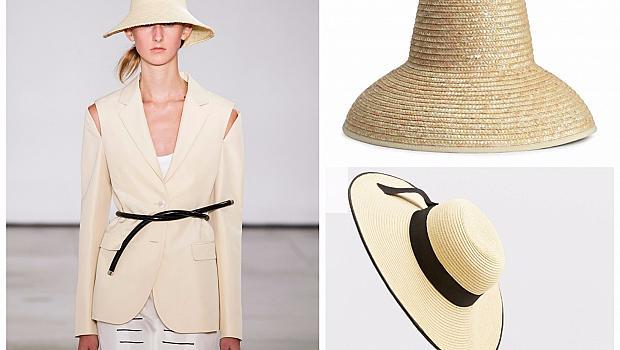 Сламена шапка – няма по-летен аксесоар