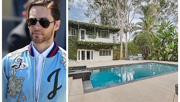 Джаред Лето продава къщата си в Холивуд