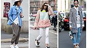 8 начина да носите пуловер през зимата, без да изглеждате клише