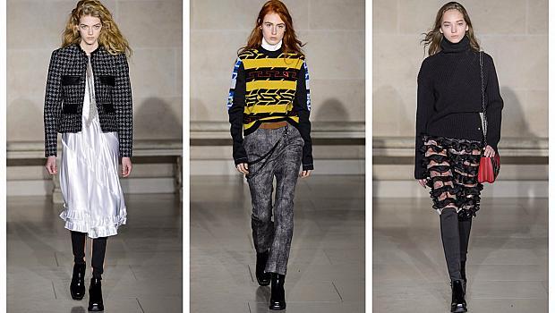 Никола Гаские показа новата колекция на Louis Vuitton в Лувъра