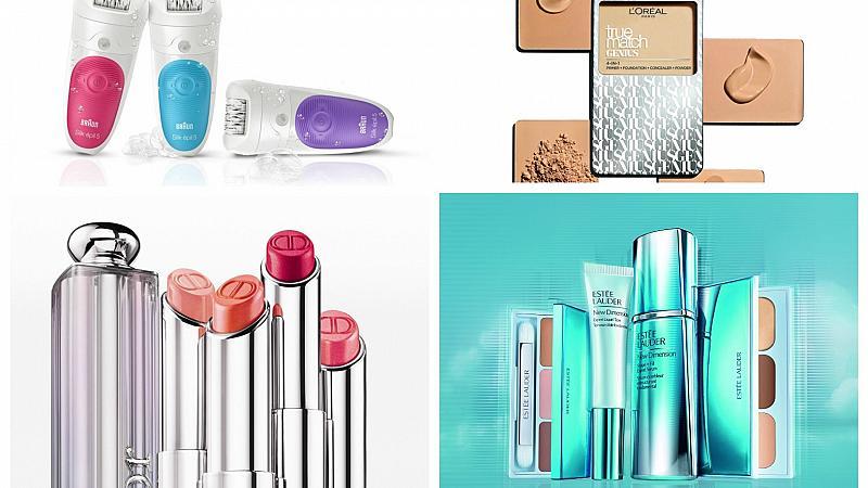 10 нови продукта за красотата ви тази седмица