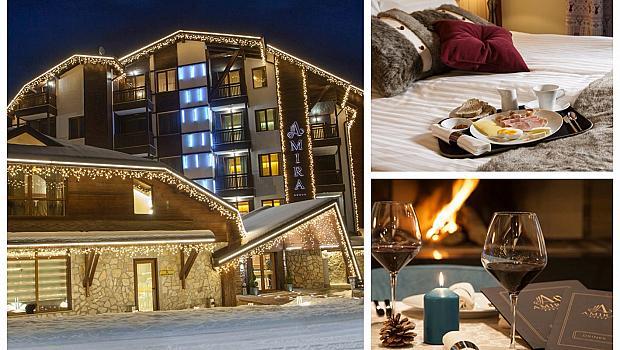 Открихме уютно, ново и любимо място в Банско