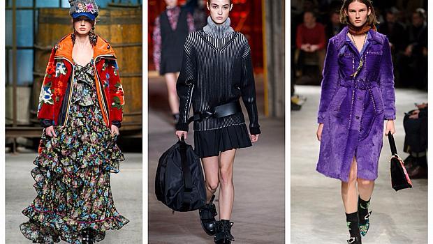 Три модни марки в Милано показаха смесени колекции