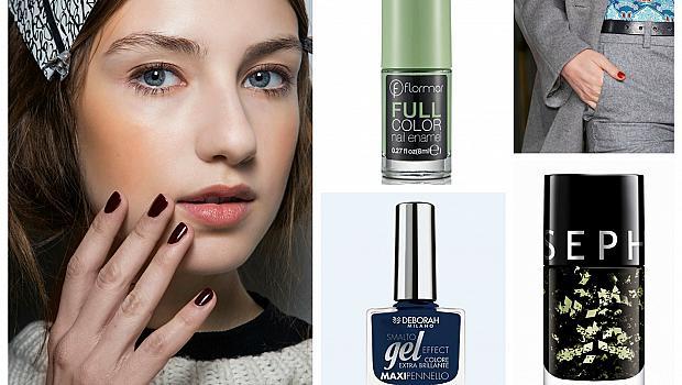 8 нови цвята лак за нокти за есента