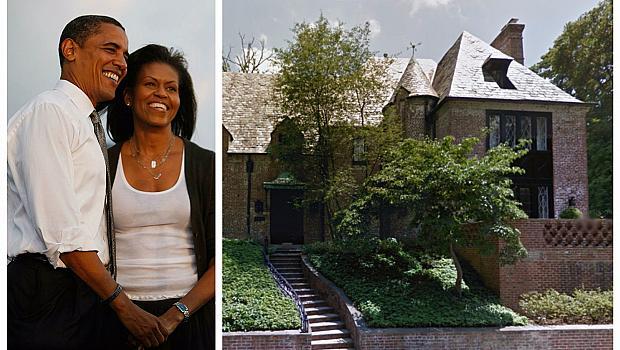 Вижте къде ще живее Обама със семейството си, след като напусне Белия дом!