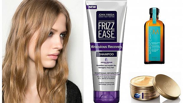 10 продукта за възстановяване на косата след лятото