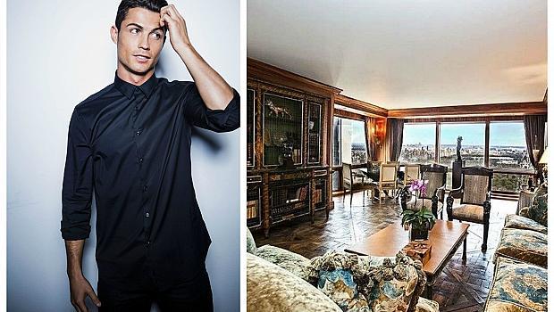 Новият дом на Роналдо