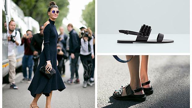 Революцията на летните сандали е факт