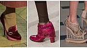 Обувките са част от изкуството на висшата мода