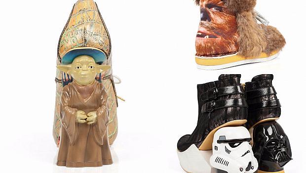Star Wars влизат в гардероба, буквално!