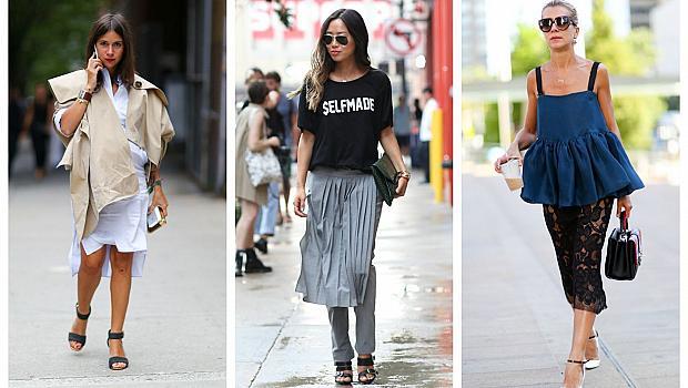 Най-доброто от street style в Ню Йорк през отминалия сезон