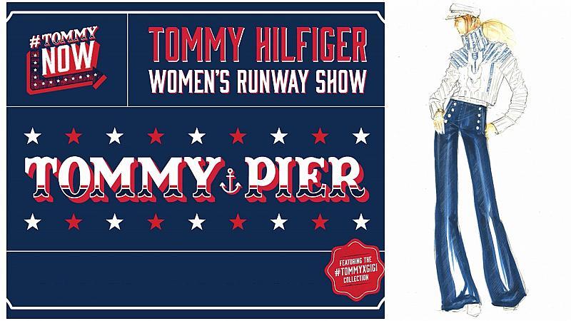 Джиджи Хадид вдъхнови новата колекция на Tommy Hilfiger