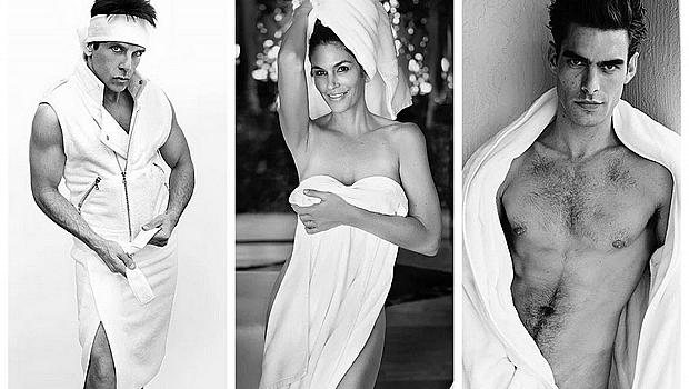 Towel Series: кои са новите звезди в проекта на Марио Тестино