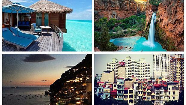 15 любими на Instagram дестинации