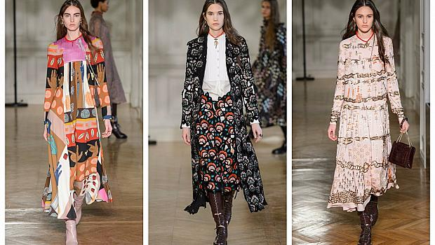Valentino показа рокли за всеки ден за следващия есенен сезон