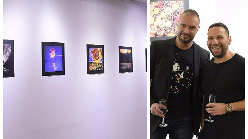 Ясен Савов откри първата изложба с фотографии от Инстаграм