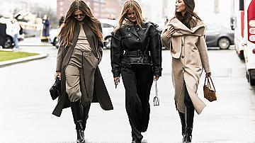 60 зимни street style визии, подходящи за ежедневието