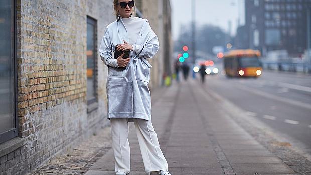 Уличната мода в Копенхаген