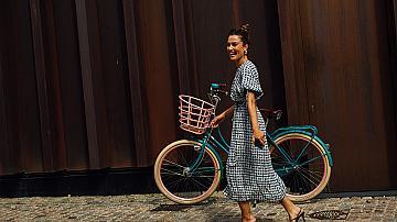 40 street style идеи с рокля от улиците на Копенхаген, Лондон и Милано