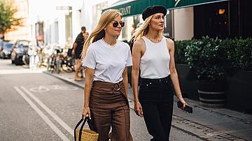 Street style за уикенда: 40 стайлинг решения от Копенхаген и Ню Йорк