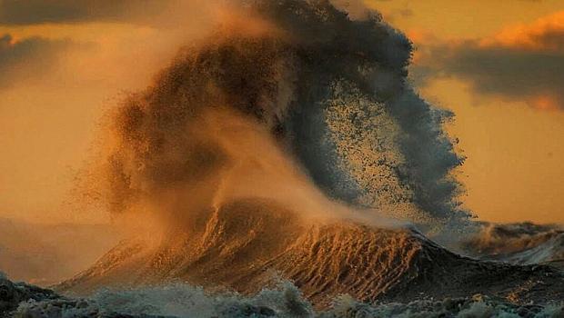 Силата на природата спира дъха с красотата си