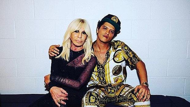 Versace ... на пода?