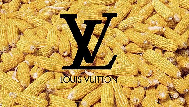 Възрастна двойка от украинско село е държала царевица в 140-годишен сандък на Louis Vuitton