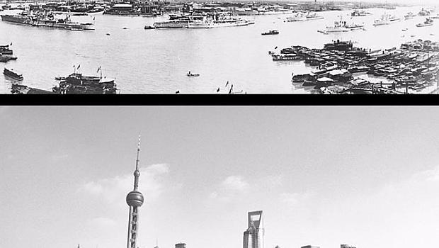 Промяната на Китай през последните 100 години