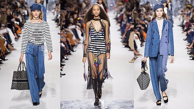 Новата колекция на Christian Dior: От New Look революцията към Street Look комерсиализацията