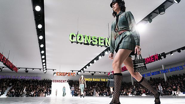 Как ревюто на Dior защити правата на жените?