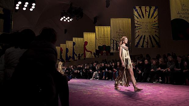 Гръцките богини на Dior Couture пролет 2020