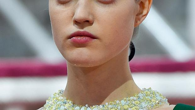 Грим haute couture Dior
