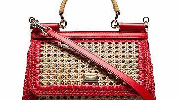 Звездите сред чантите от рафия