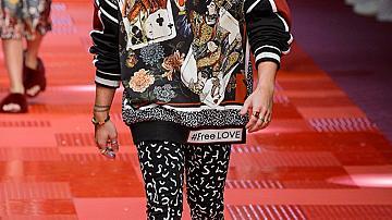 Dolce&Gabbana Menswear SS18