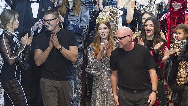 Dolce&Gabbana, есен-зима 2017/2018